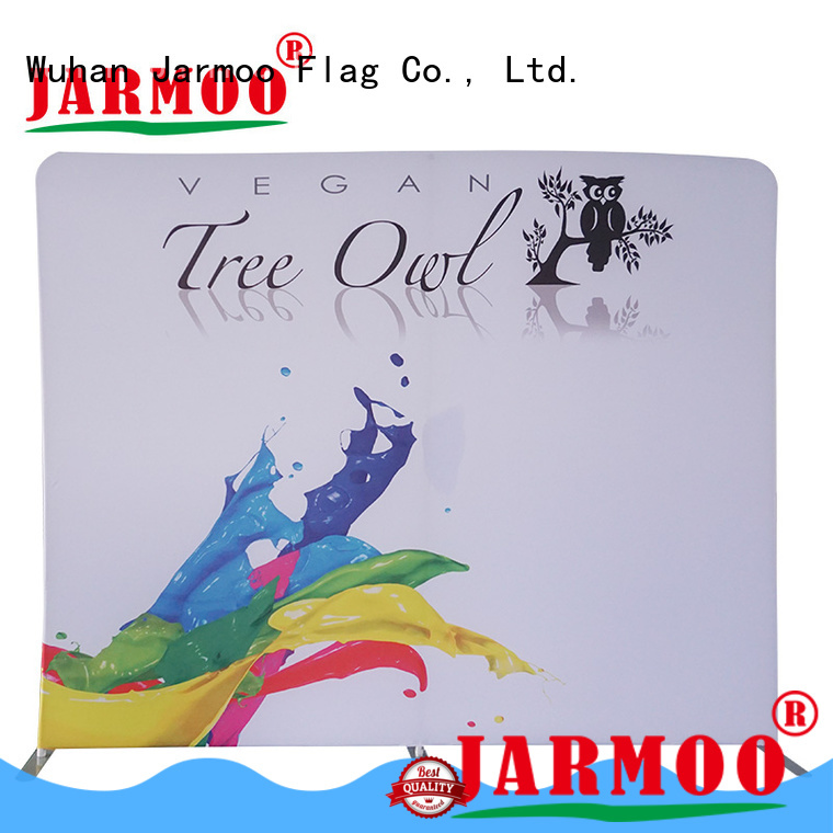 Jarmoo display counter design for marketing