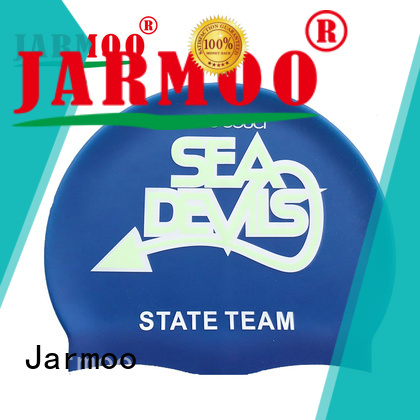 Jarmoo best swim cap supplier for marketing