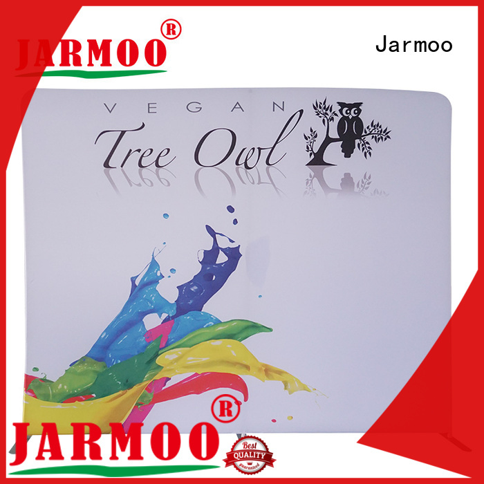 Jarmoo professional fabric wall factory price for promotion
