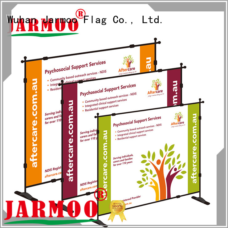 Jarmoo fabric wall with good price bulk production