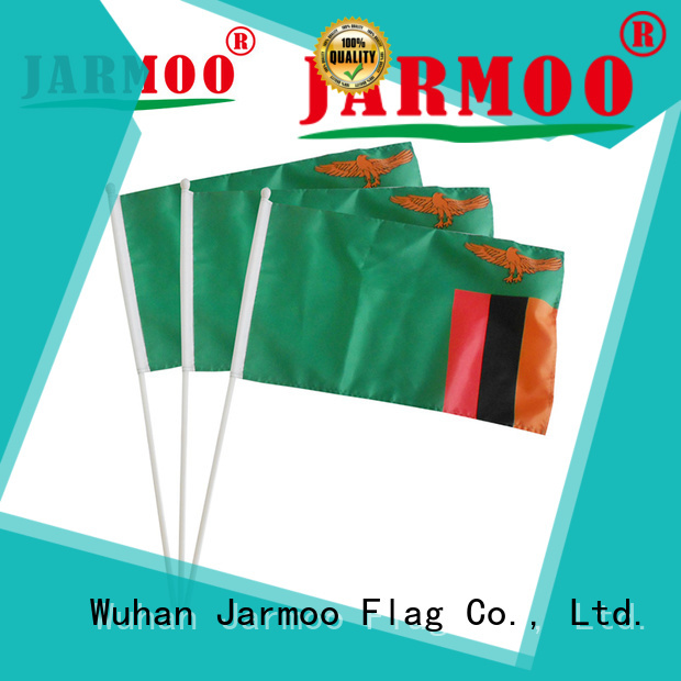 Jarmoo outdoor advertising flags inquire now for marketing