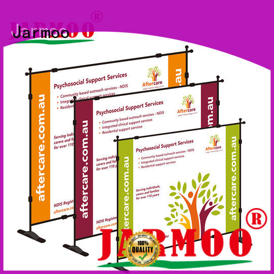 Jarmoo cost-effective hanging banner series for marketing