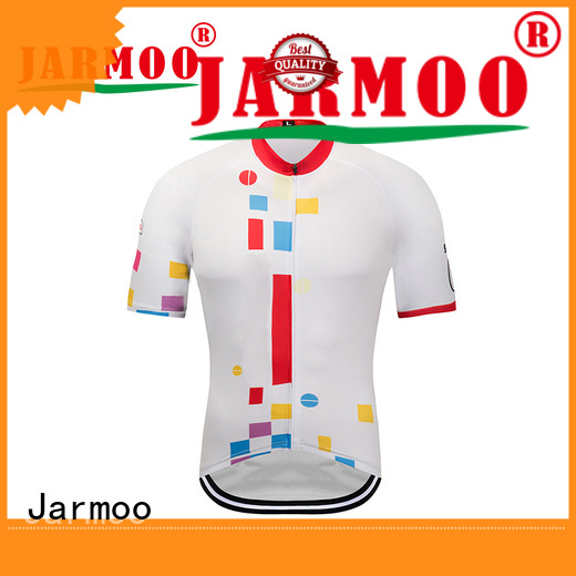 Jarmoo eco-friendly sublimation cycling jersey directly sale bulk buy