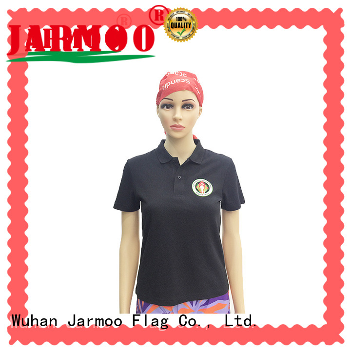 Jarmoo eco-friendly cycling shirts with good price bulk production