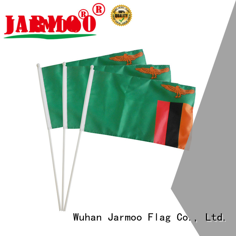Jarmoo colorful advertising banners and flags factory price for marketing