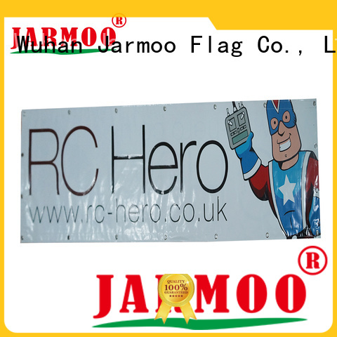 Jarmoo mesh banner with good price bulk production