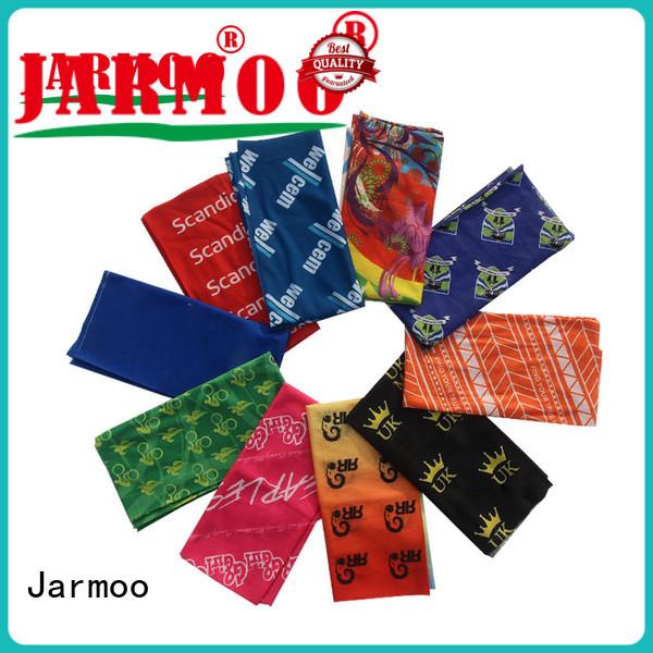 Jarmoo cowboy bandana factory price bulk production