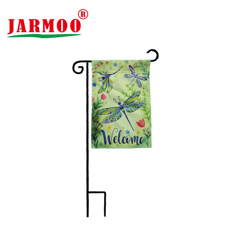 Custom Decorative Garden Flag Outdoor Advertising Flags