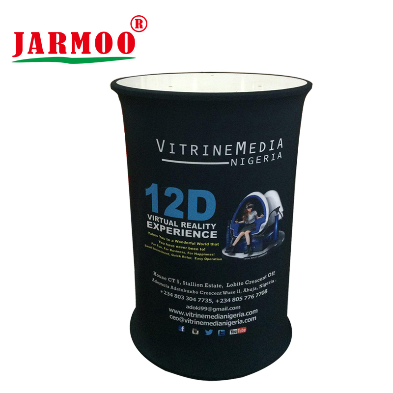 Jarmoo colorful roll up banner 85x200 customized for business-1