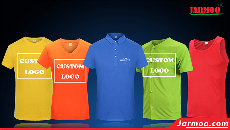 Custom Printing 100% Cotton Dry Fit T-Shirt For Promotion
