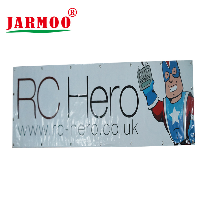 Custom Outdoor Advertising Promotion PVC Vinyl Banner