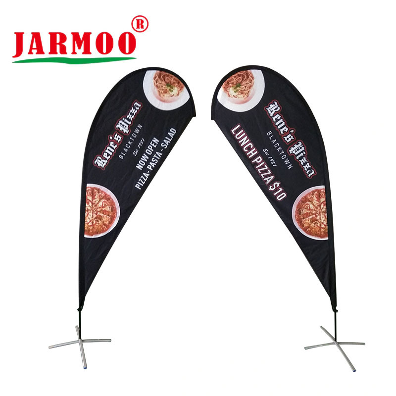 Custom Teardrop Flag Banner Manufacturer