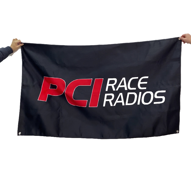 Custom Printed Doubles Sides Promotional Flag