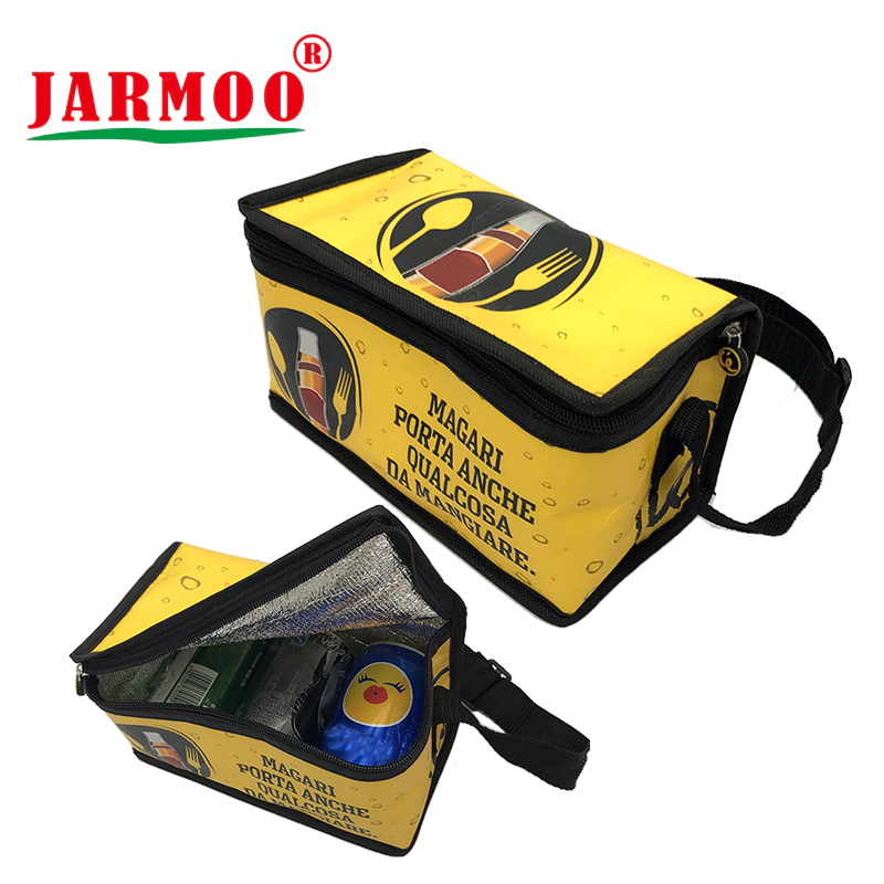 Resuable Custom Promotional Thermal Insulation Cooler Bag Keep Food Hot or Cold