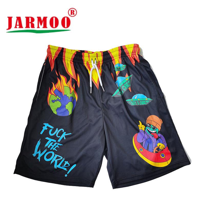 Quality Running Jogger Shorts Custom Sports  Quick Dry Sublimation Shorts