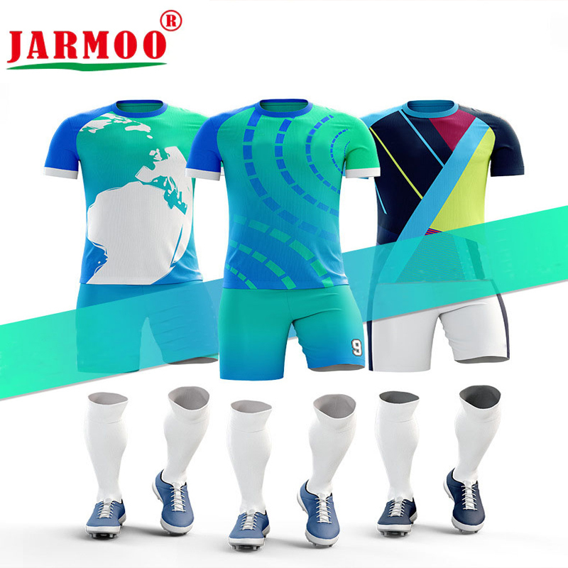 Custom Soccer Jerseys Men Sports wear Football Uniform