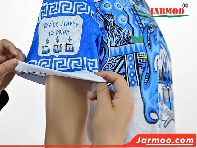 Custom Design Quick Dry Sublimation Print Shirts