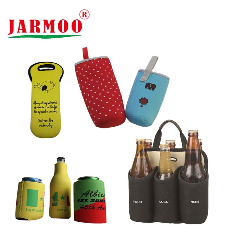 Custom Logo Printing Free Design Promotion Gifts Bottle Holders Beer Bottle Koozies