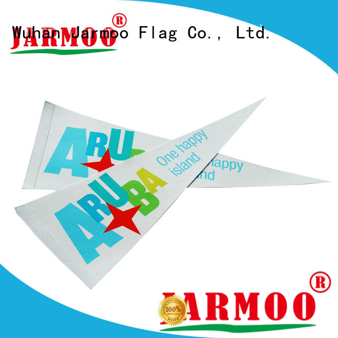 Jarmoo cost-effective hand held flag pole wholesale for promotion