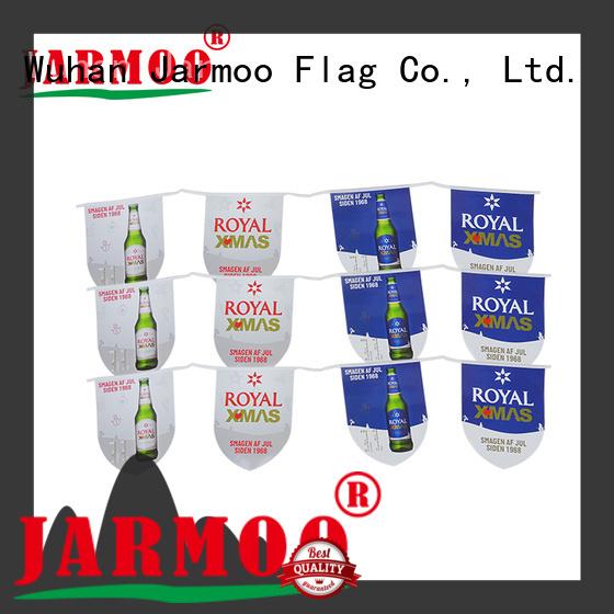 Jarmoo custom marking flags design for marketing