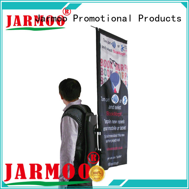 Jarmoo football fans flags wholesale for business