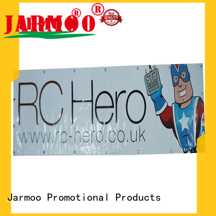 Jarmoo durable pvc flex banner inquire now for business