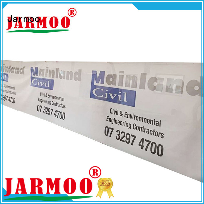 Jarmoo top quality wall banner inquire now for marketing