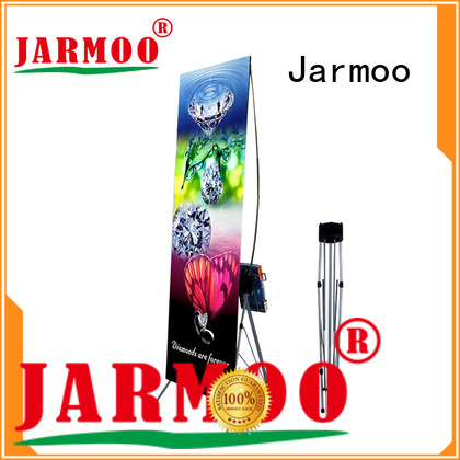 Jarmoo quality banner walls supplier for marketing