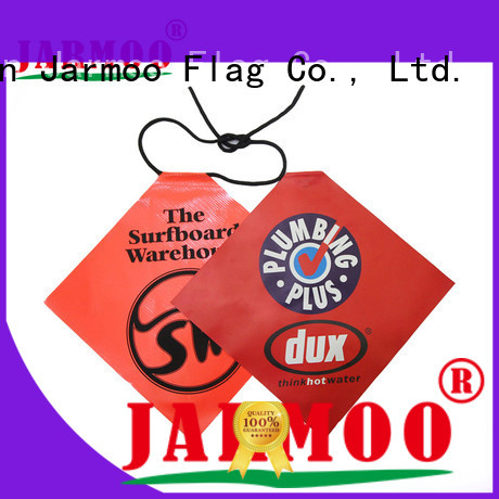 Jarmoo flag on string from China for marketing