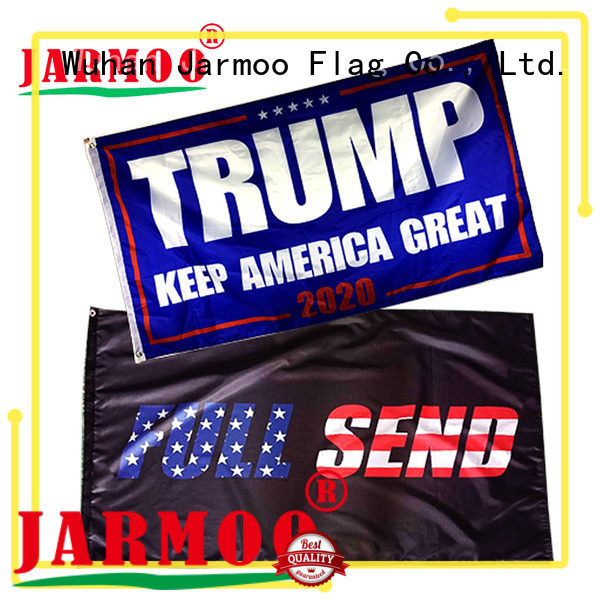 Jarmoo pleated flag series bulk production