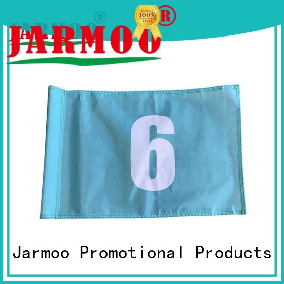Jarmoo top quality car window flag wholesale for marketing