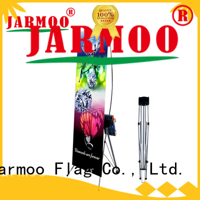 Jarmoo top quality trade show roll up banner wholesale for business