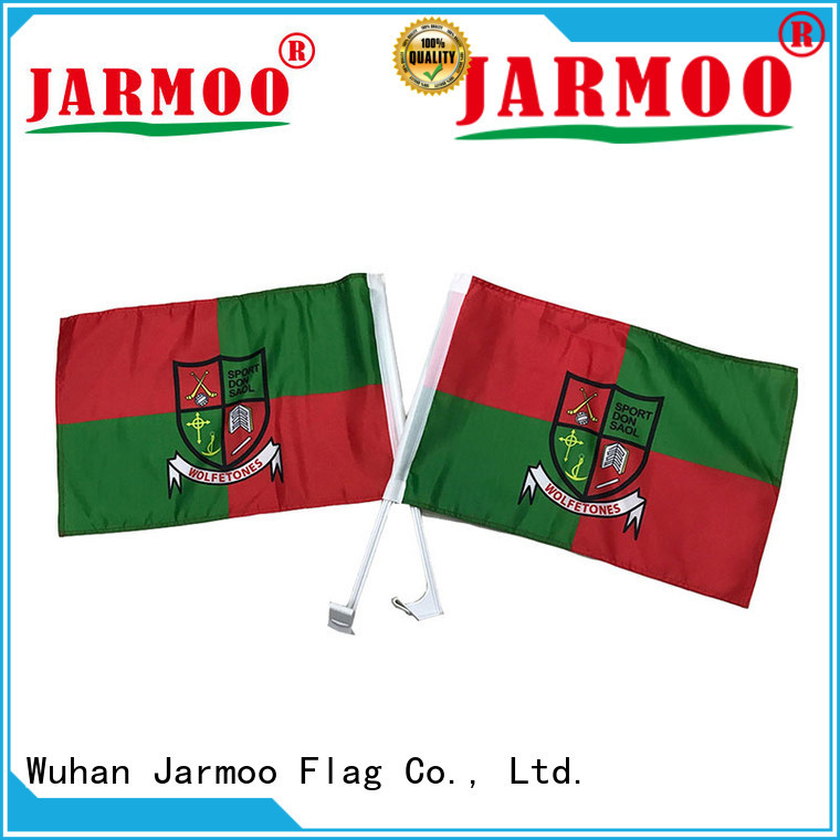 Jarmoo popular advertising banners and flags manufacturer for marketing
