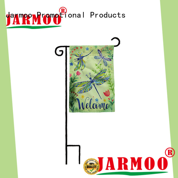 Jarmoo backpack flag supplier for marketing