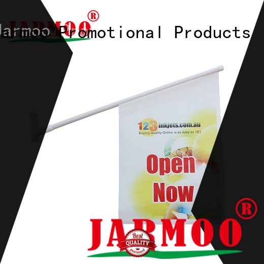 Jarmoo flag on string supplier for promotion