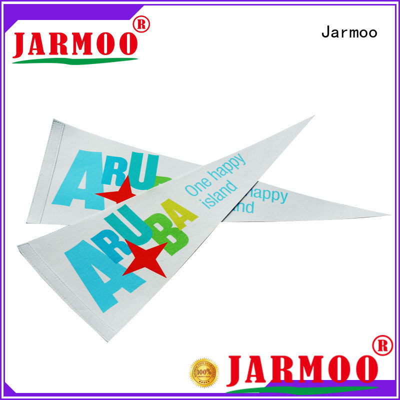 Jarmoo wall mounted flags directly sale bulk production
