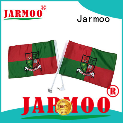 Jarmoo personalised flags with good price for business