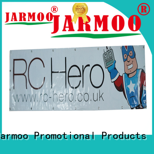 Jarmoo eco-friendly wall banner design for business