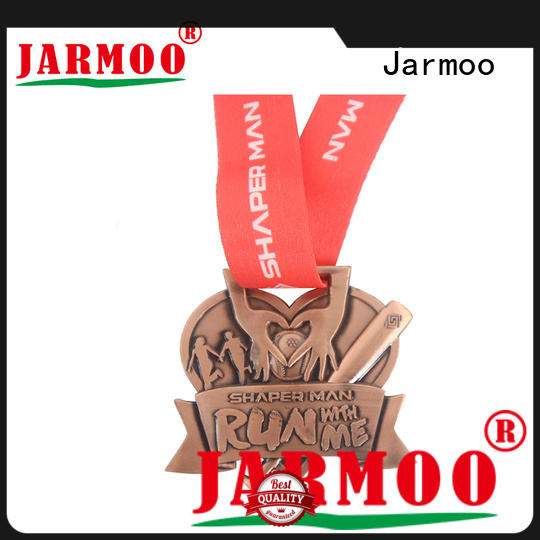 Jarmoo running medal factory price bulk production