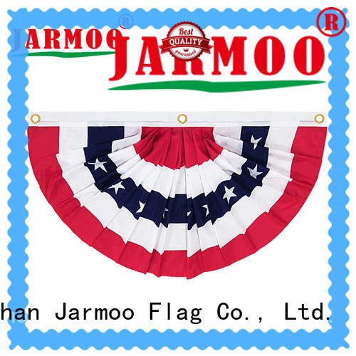 practical bunting flags factory price for business