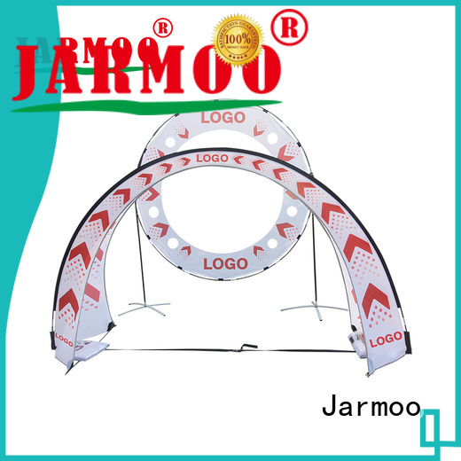 Jarmoo cost-effective custom beach flag supplier for business